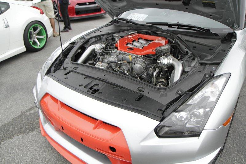 custom 370 Z