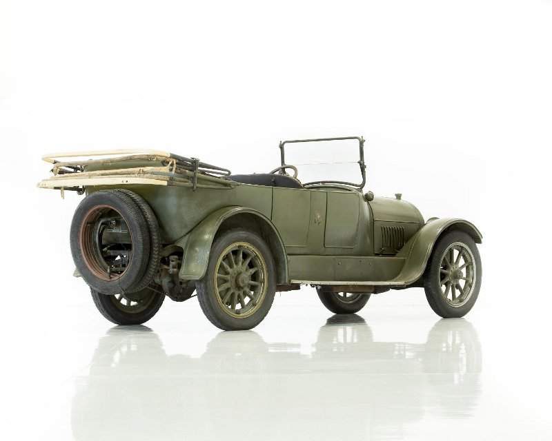 Cadilllac Type 57 rear