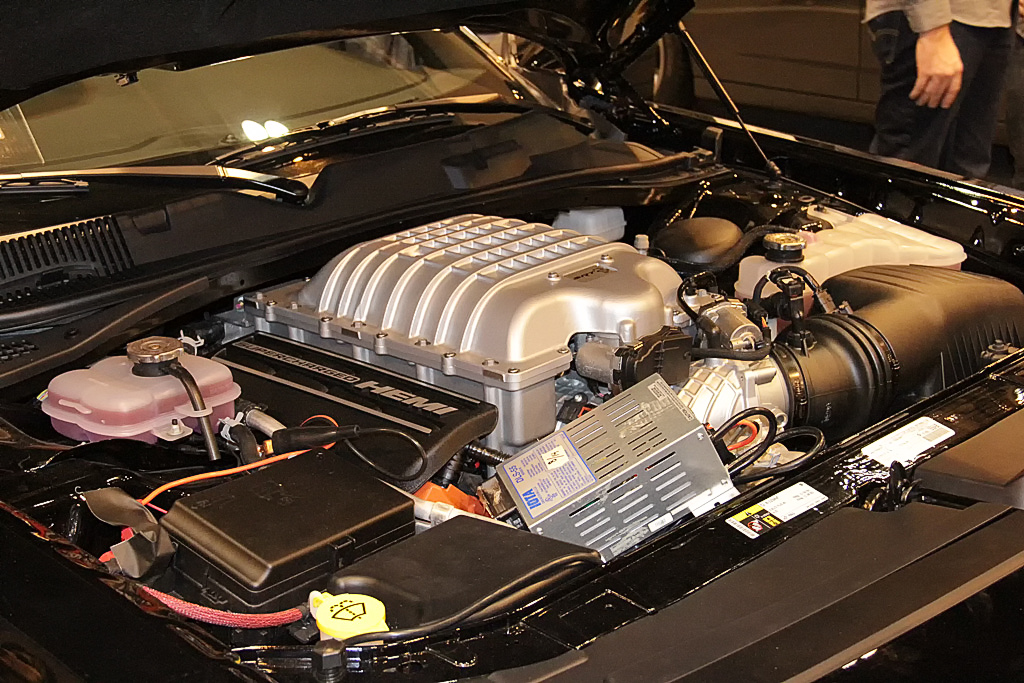 Hellcat-engine
