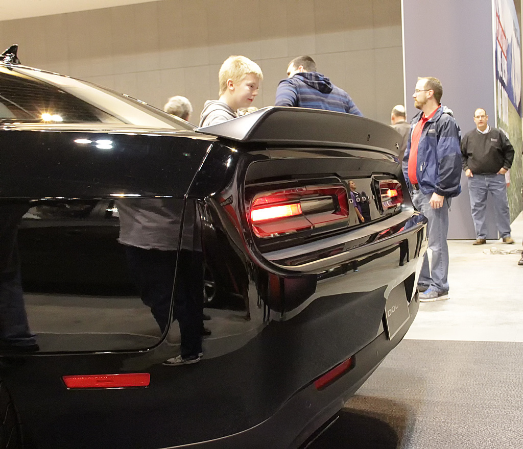 Photos From The St. Louis Autoshow