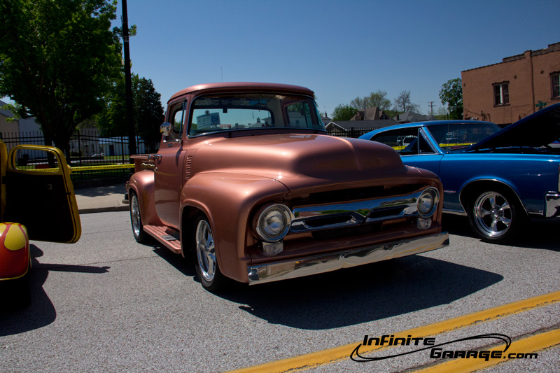 Custom Chevy truck
