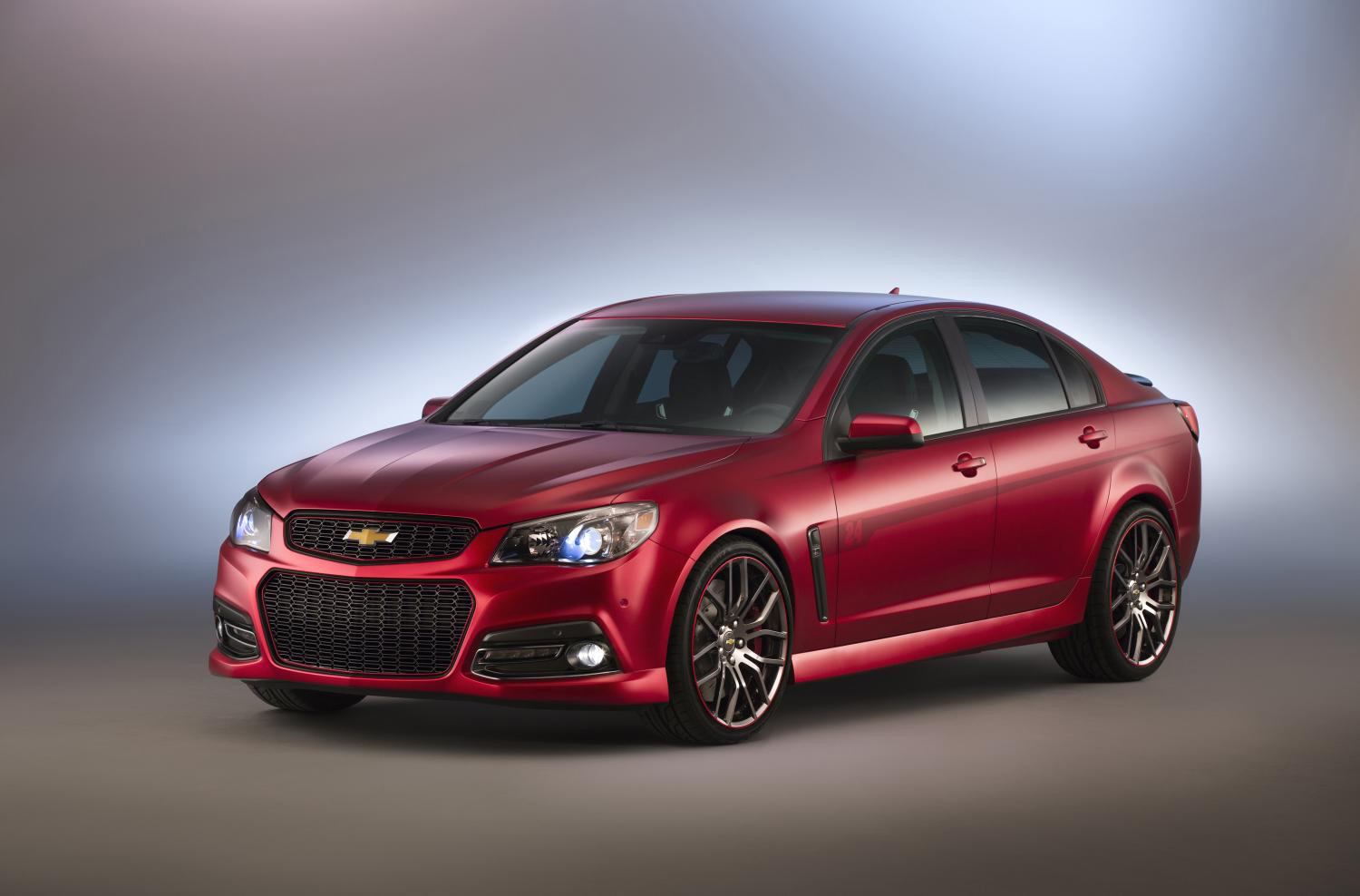 All Chevy all chevy cars : The Chevy SS, now with a manual transmission. That got me thinking ...